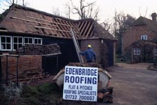 Edenbridge Roofing - Flat and Pitched Roofing Specialists
