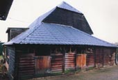 Complete Barn Roof
